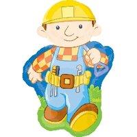 Bob The Builder Shape Balloons
