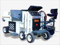 Continuous Concrete Kerbing Equipment