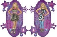 Hannah Montana Shape Balloons