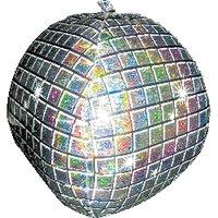Ultra Shape Disco Ball Balloons