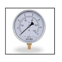 Micro Industrial Pressure Gauges