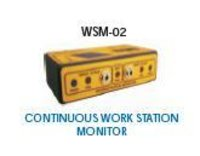 Continuous Work Station Monitor