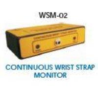 Continuous Wrist Strap Monitor
