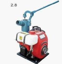 2-Stock Gasoline Pumps