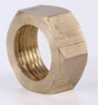 Natural Finish Hex Nut