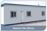 Pre-Fabricated Modular Site Office