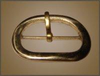Oval Shape Belt Buckles