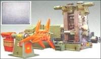 Two High Embossing Mill