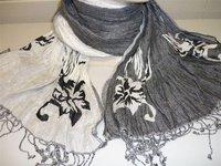 Ladies Classic Pattern Scarves