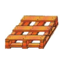 Double Deck Four Way Reversible Pallets