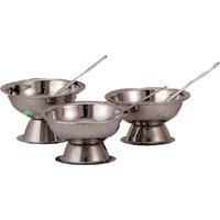 Stainless Steel Ice Cream Cups