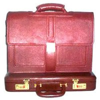 Leather Bags And Suitcase