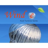 Turbine Roof Vents