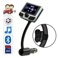 Car Mp3 Mp4 Player With Bluetooth And Steering Wheel Remote