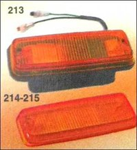 Automobile Blinker Lamp