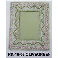 Olive Green Photo Frame