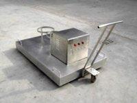 Asphalt Heating Panels