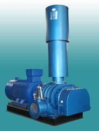 Blower For Hot Dip Galvanizing