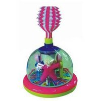 Push N Spin Clown Toys