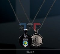 Power Balance Zinc Alloy Pendants