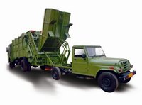 Jeep Mounted Hydraulically Operated Tipper