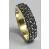 Diamond Studded Finger Bands