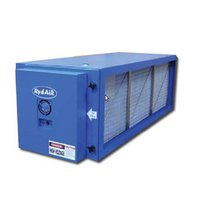 Electrostatic Air Cleaner (Without Blower) Ry 7500a