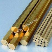 Industrial Brass Hex Rods
