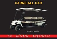 Eleven Seater Carrieall Car