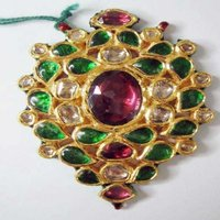 Classical Design Kundan Pendants