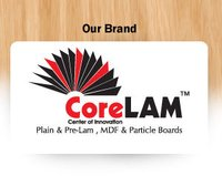 Plain And Prelam Particle Mdf Boards