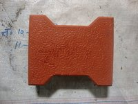 Inter Lock Shaped Pvc Moulds For Paver Block
