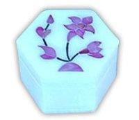 Sleek Look Marble Jewellery Boxes