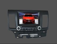 8 Inch Car Dvd Player With Gps For Mitsubishi Lancer