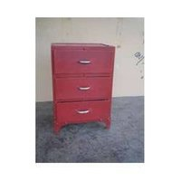 Iron Bed Side Cabinet