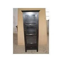 Wooden Tower Cabinet