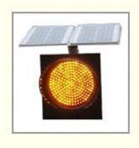 Road Traffic Warning Blinker
