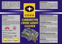 Carburetor And Choke Cleaner