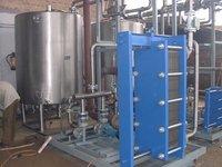 Welded -Plate Heat Exchangers