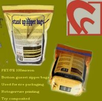 Rice Package Plastic Bags