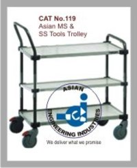 Asian MS and SS Tools Trolley