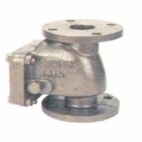 Cast Iron Reflux Valves With Gun Metal Parts