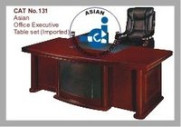 Asian Office Executive Table Sets