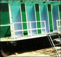 Economical Mobile Toilet Van