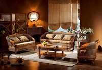 Rattan Furniture Sofa