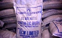 Beneficiated Llmenite
