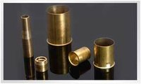 Brass And Steel Tubular Parts
