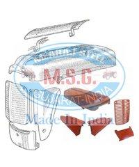 Massey Ferguson Bonnet Kit