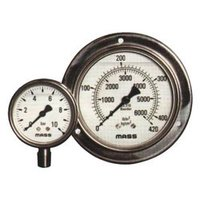 Stainless Steel Electrical Contact Pressure Gauges
