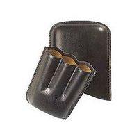 3 Finger Cigar Leather Case